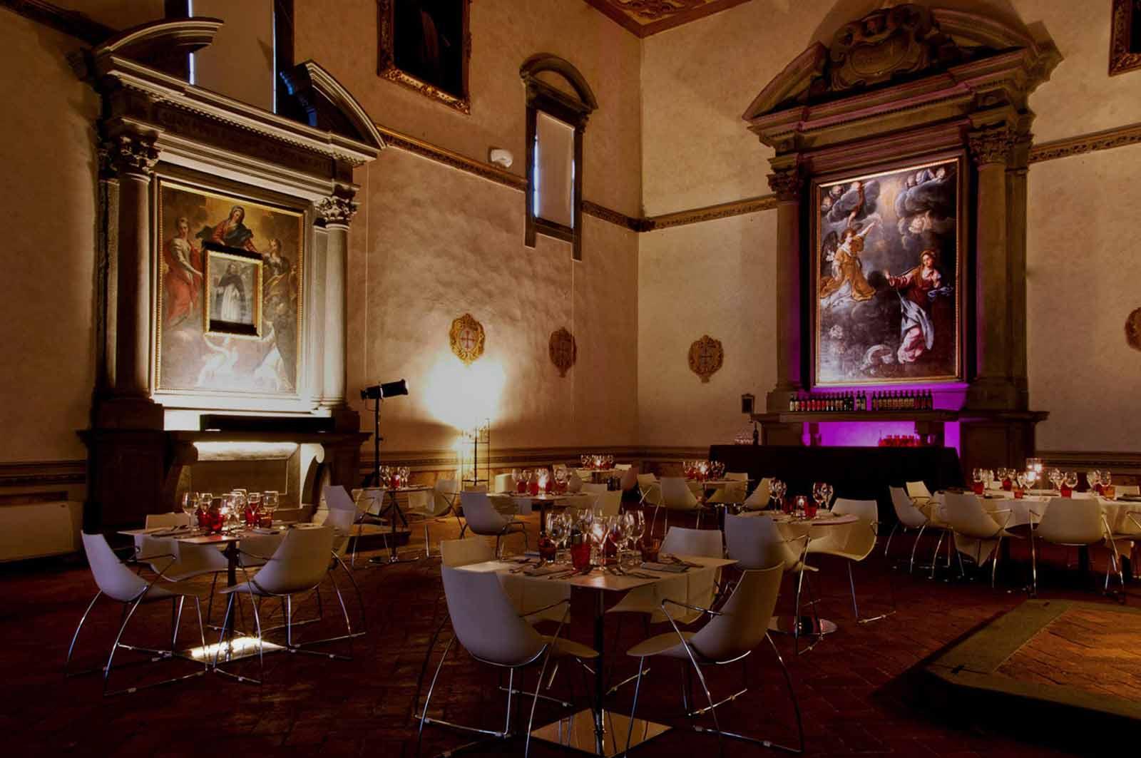 The Renaissance art</br>meets the Tuscan flavors